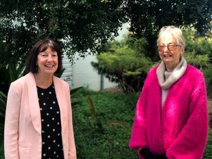 Mercia Buck nominated for Freeman of the City honours