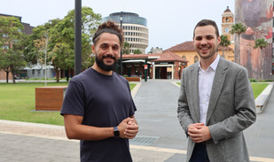 Potential new residents get a taste of Newcastle's best as part of targeted relocation program