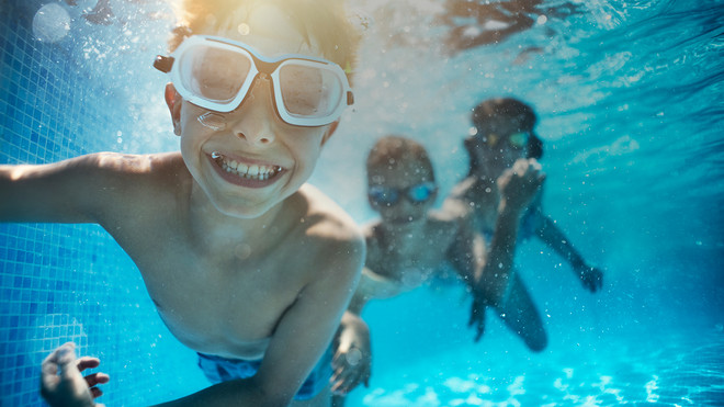 Dive into 2021 with City's Summer School Holiday program
