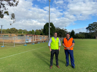 $1.1 m win for Port's sports complexes