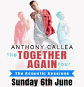 Anthony Callea Makes his First Ever Appearance at Lizotte's!