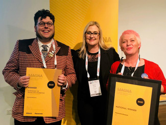 Newcastle Museum exhibit earns industry's highest honour at national awards