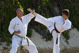 Get Fighting Fit with Martial Arts