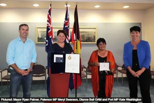 Di Ball announced as Port's Australia Day Ambassador