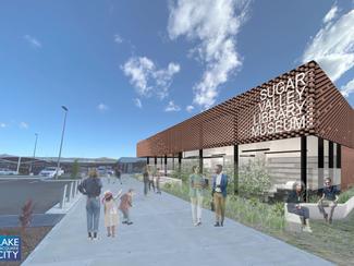 Hunter-first library museum gets green light