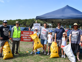 Calls for Lake Mac to get involved this Clean Up Australia Day