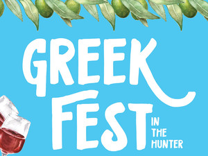 Greek Culture, Music and Arts Festival in the Heart of The Hunter!