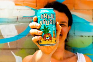 Meet Nat and Callum - the Oddballs Behind all this KAIJU! Beer Malarky!