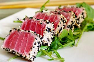 Sesame Encrusted Tuna