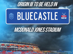 City welcomes historic State of Origin game for Newcastle
