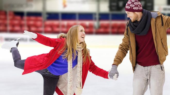 Hunter Ice Skating Stadium