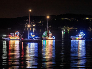 Experience the magic of this year's Float Your Boat