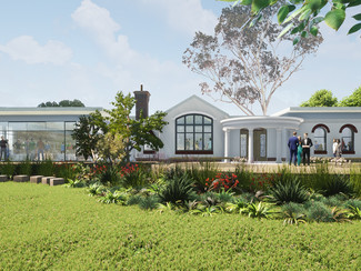 Plans lodged to help Awaba House rise from the ashes
