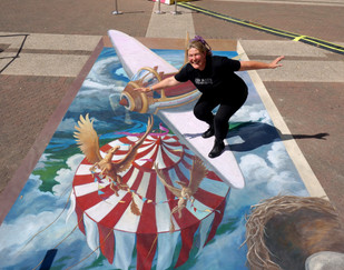 Interactive street art festival is coming to Newcastle