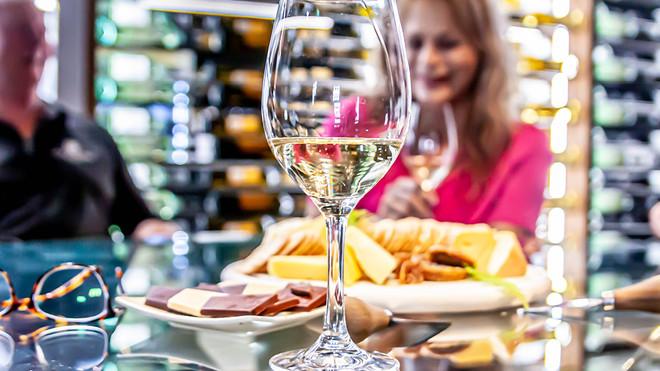 Wine, Cheese & Chocolate at McGuigan