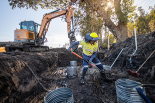 $105m capital works spend helps Lake Mac tackle COVID-19 impacts