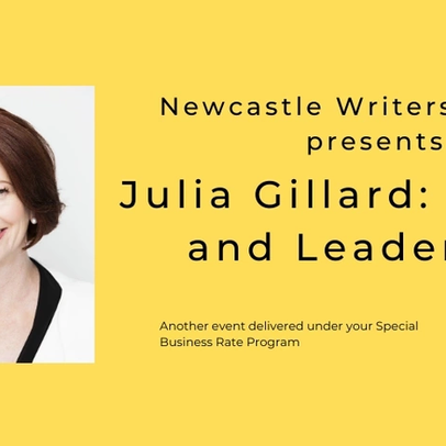 Julia Gillard in Newcastle