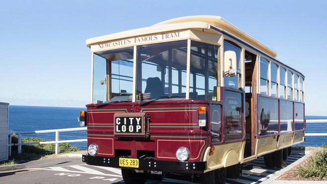 Newcastle's Favourite Tram