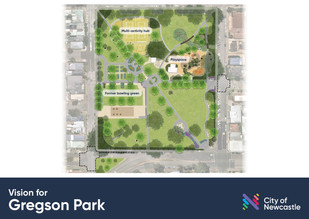 Community steers vision for historic Gregson Park