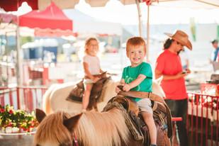 Family Fun At The Lake Mac Autumn Fair!