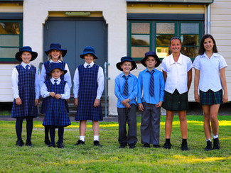 Back to School in Sports Uniforms Rather than Traditional Uniforms?