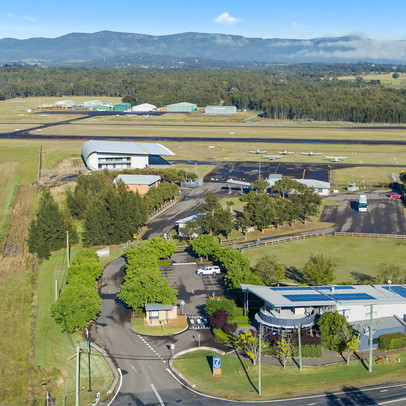 $8.8 million upgrade to Cessnock Airport set for take off