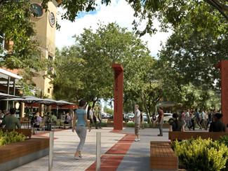 Transformation of Hamilton's James Street Plaza begins