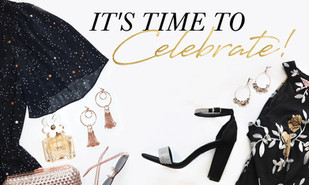 Fashion - It's Time to Celebrate!