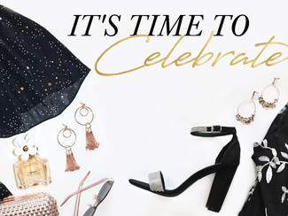 Fashion - It's Time to Celebrate!