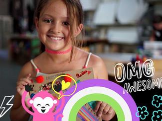 Creative Kids at Art Mania Studio