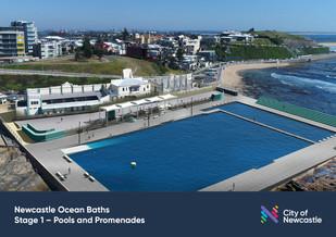 City develops concept design for Newcastle Ocean Baths pool upgrade following community feedback