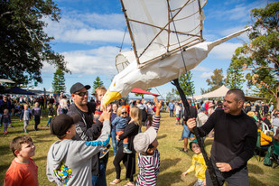 Up in the Air Festival soars to great heights