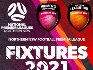 Northern NSW Football 2021 Premier Competitions Fixtures Announced