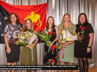 Scholarships on offer to celebrate International Women's Day