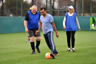 Up and walking – Northern NSW Football's Walking Football pilot program to return for Term Three