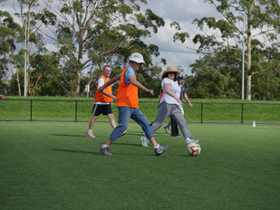 Slow the game down - Northern NSW Football launch Walking Football pilot program