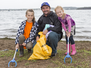 Locals encouraged to register a site for Clean Up Australia Day following spike in single-use items