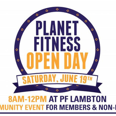 Planet Fitness Open Day- Free Gym Access, Free Spray Tans, Free Classes, Giveaways & More