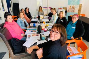 Empowering Survivors Through Education
