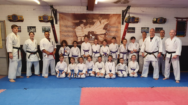 Internationally Recognised Qualifications From Pollet's Martial Arts