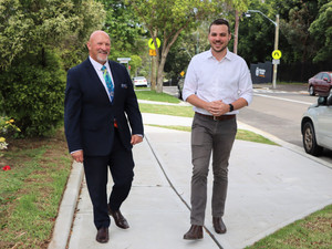 City to complete more than 2,000 metres of new and upgraded footpaths