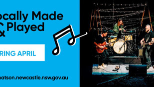 Locally Made & Played
