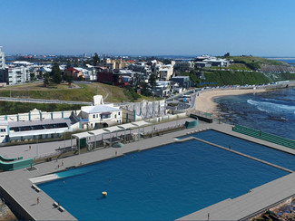 Residents and visitors set for one more Summer splash before Newcastle Ocean Baths' upgrade