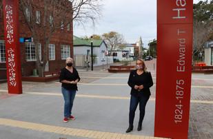 Hamilton's James Street Plaza makeover complete