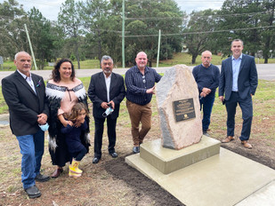 New pathway named in honour of Shirley O'Brien