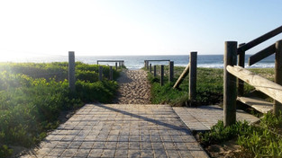 New Accessible Vantage Point at Blacksmiths Beach
