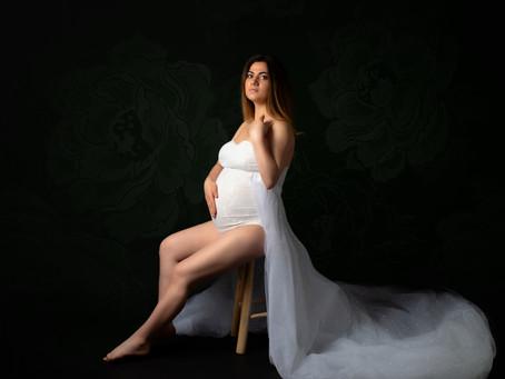 Comment se déroule une séance photo future maman ?