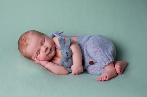 Shooting photo naissance -Marius