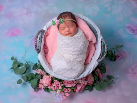 Pourquoi les séance naissances se réalisent dans les 10 premiers jours de vie de bébé ?