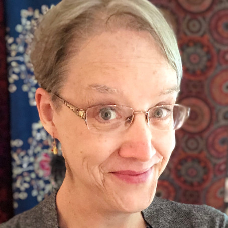 Zen Buddhism and Jazz--Inside the Kidlit Studio with Lisa Bunker